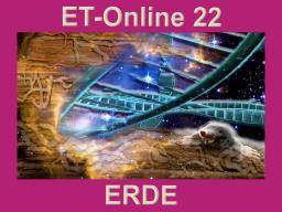Webinar: ET22 Himmel+Erde ERDE