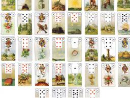 Webinar: Kartenlegen nach Lenormand Kurs 2