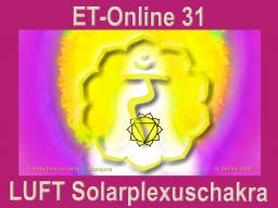 Webinar: ET31 Luft-Solarplexuschakra