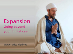 Webinar: EXPANSION Going beyond your limitations