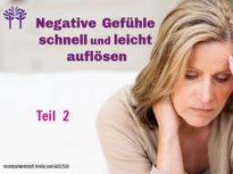Webinar: Umgang mit unangenehmen und belastenden Gefühlen Teil 2