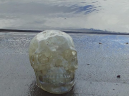 Webinar: Kristall Meditation mit dem Schädelstein Thaddäus