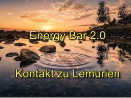 Webinar: Energy Bar 2.0 - Kontakt zu Lemurien