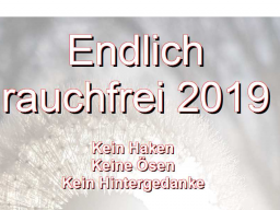 """Webinar: Meditation """"Rauchfrei"""