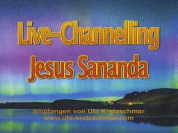 Webinar: Live-Channelling Jesus Sananda