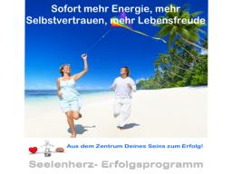 Webinar: Sofort mehr Energie, mehr Selbstvertrauen, mehr Lebensfreude!