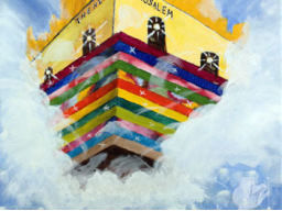 Webinar: ÖFFNE DEIN NEUES MONATS-PORTAL: Das Tor von Napthali (Das Tor des Sieges)