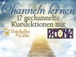 Webinar: Channeln - Ein Weg der Hingabe - Ein halbes Jahr mit der geistigen Welt - Deine Ausbildung zum Channelmedium