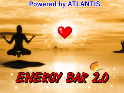 Webinar: (powered by ATLANTIS) Energy Bar 2.0 - Gast: Magier Merlin