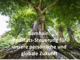 Webinar: Samhain - Vereinigung - Partnerschaftssteuerung