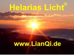 Webinar: Helarias Licht ®  Energie des Herzens - Ferneinstimmung