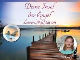 Webinar: Deine Insel der Engel - Live-Meditation mit Georg Huber