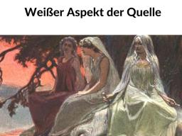 "Webinar: Feierstunde ""Weißer Aspekt der Quelle"""
