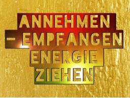 Webinar: Annehmen/ Empfangen in deinem Leben - Energy PULL