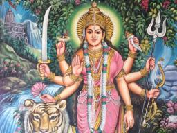 Webinar: Die Formen der göttlichen Mutter - Shakti Heilung