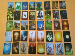 Webinar: Das große Blatt - Mit 36 Lenormand-Karten plus 4 Zusatzkarten
