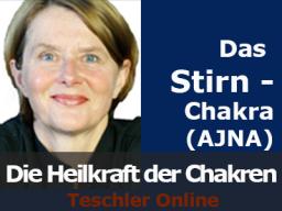 Webinar: Die Heilkraft der Chakren - das Stirnchakra