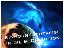 Webinar: Einhorn Lichtreise in die 9. Dimension