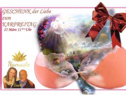 Webinar: ॐ Geschenk zum KARFREITAG.
