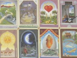 Webinar: Mystische Lenormandkarten - Aufbaukurs 3