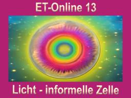Webinar: ET-Online 13 Licht - Informelle Zellebene