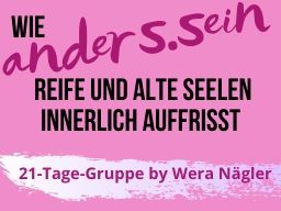 Webinar: anders.sein [21-Tage-Gruppe] April 2020