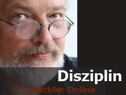 Webinar: Disziplin als Mittel der Persönlichkeitsentwicklung