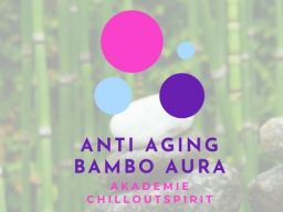 Webinar: NEU Anti Aging Bambo Aura Behandlung