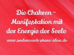 Webinar: Die Chakren - Manifestation mit der Energie der Seele - Teil 2 Kronenchakra