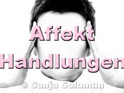 Webinar: Gefühle & Affekthandlungen