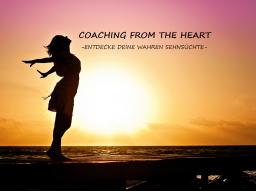 Webinar: Coaching from the Heart- Erkenne deine wahren Sehnsüchte!