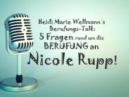 Webinar: Heidi Marie Wellmann´s Berufungs-Talk mit Nicole Rupp!