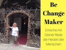 Webinar: Be Change-MAKER - Dein Auftritt ist gefragt!