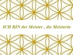 Webinar: ICH BIN die Meisterin im Innern