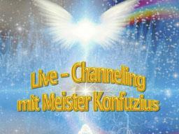Webinar: Live-Channeling Meister Konfuzius