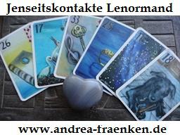 Webinar: Jenseitskontakte mit den Lenormandkarten (5 Zeitstunden in zwei Terminen)