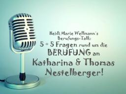 Webinar: Heidi Marie Wellmann´s Berufungs-Talk mit Katharina und Thomas Nestelberger!