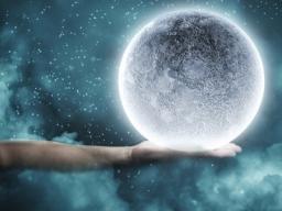 Webinar: Blue Moon Healing Energie