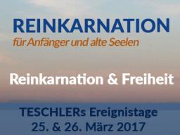 Webinar: Ereignistage: Reinkarnation und Freiheit