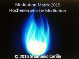 Webinar: Matrix Meditation ©Shamanic Cerilia