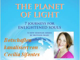 Webinar: Der Planet des Lichts - The Planet of Light