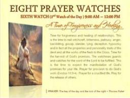 Webinar: SECHSTE WACHE | 2. TAGES-PHASE Eine Zeit der Vergebung und der Heilung  (9-12 Uhr)