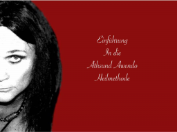Webinar: Weiterbildung in der Athsund Awendo Heilmethoden
