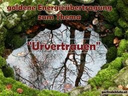 """Webinar: goldende Energieübertragung zum Thema """"Urvertrauen"""""""