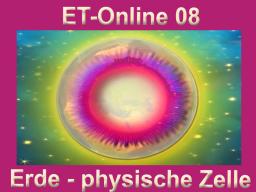 Webinar: ET-Online 08 Erde - physische Zelle