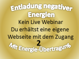 Webinar: 2. Heiler Die Transformation