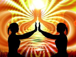 Webinar: DIE VERSCHMELZUNG MIT DEINEM GALAKTISCHEN ICH - Göttlichkeit,Liebe,Heilung