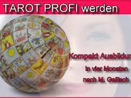 Webinar: TAROT-Profi werden -1- nach M.Gellisch