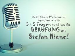 Webinar: Heidi Marie Wellmann´s Berufungs-Talk mit >>> Stefan Hiene!