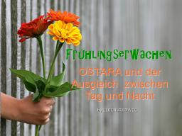 Webinar: Frühlingserwachen  OSTARA und der Ausgleich zwischen Tag und Nacht
